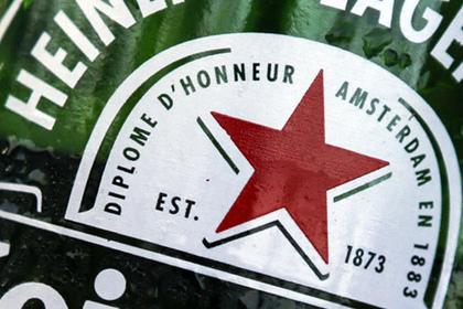 Логотип Heineken с красной звездой оказался под угрозой запрета в Венгрии