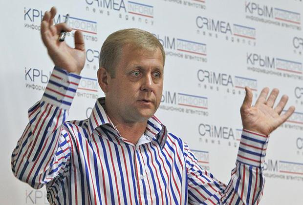 Пресс-конференция директора зоопарка «Сказка» и парка львов «Тайган» Олега Зубкова.