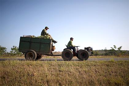 Куба подтвердила готовность закупать российскую сельхозтехнику