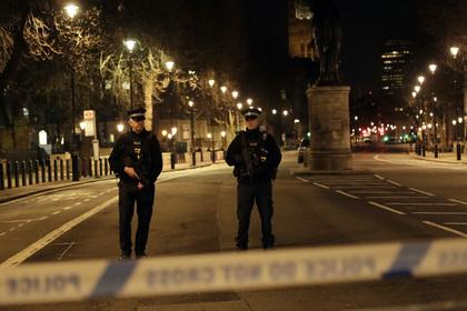 Полиция заявила об отсутствии сообщников у лондонского террориста