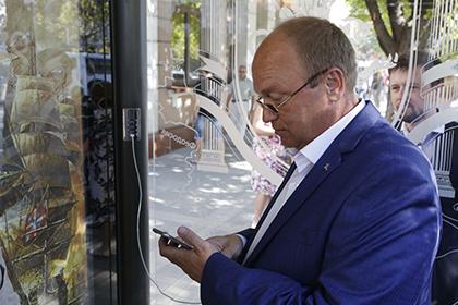 Бахарев отсиживается в«подвале» рейтинга русских мэров