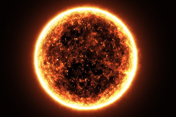 Жизнь наМарсе уничтожили солнечные ветры— Астрономы