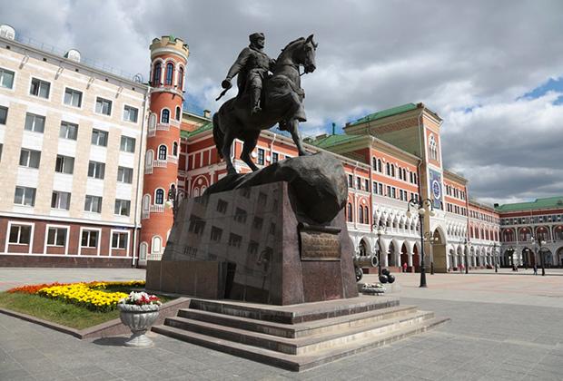 Столица республики Марий-Эл, город Йошкар-Ола