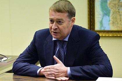 Экс-глава Марий Эл схвачен поподозрению вполучении взятки