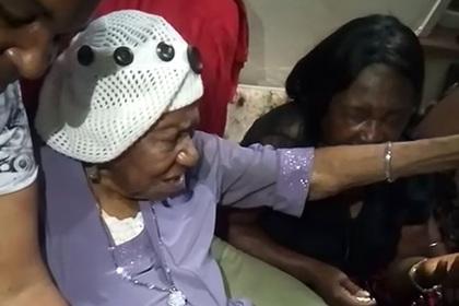 Старейшим человеком вмире признали жительницу Ямайки