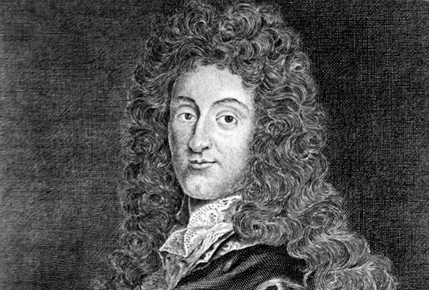 French chemist and physician Nicolas Lémery (1645-1715)
