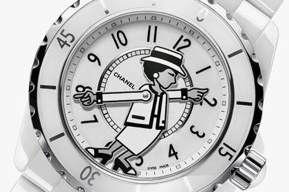 Часы Mademoiselle J12, Chanel