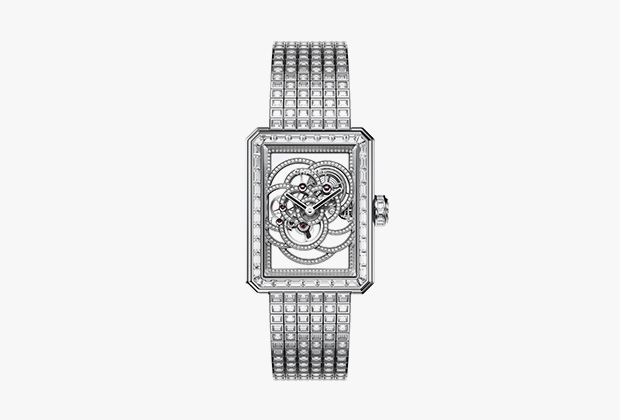 Часы Première Camélia Skeleton, Chanel