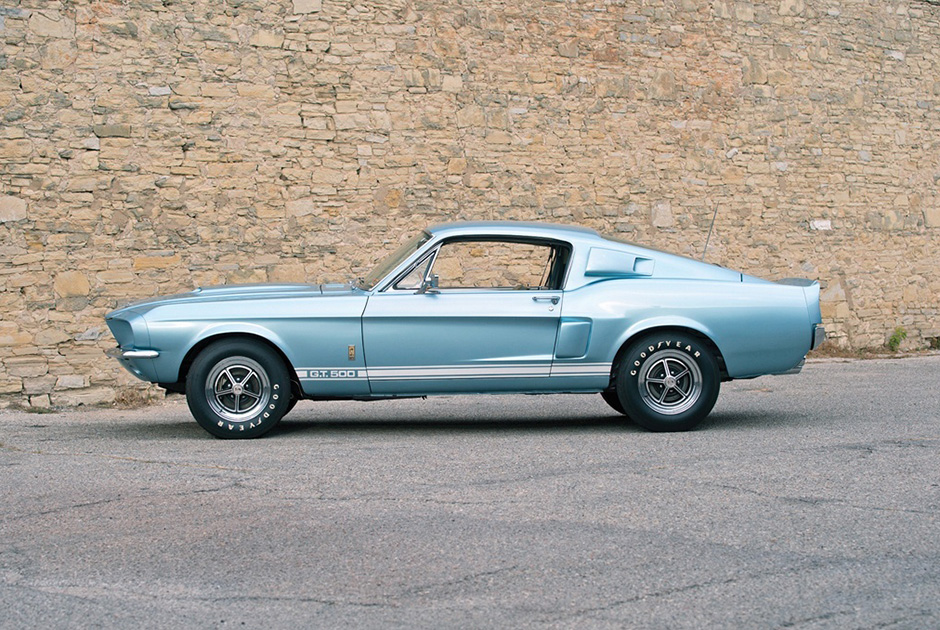 Shelby GT500, 1967