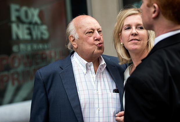 75-летний Роджер Эйлс был вынужден покинуть Fox News из-за  жалоб оскорбленных им женщин.