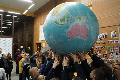 География лежит воснове патриотизма— Владимир Путин