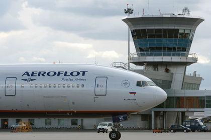 Boeing 777 «Аэрофлота» (архивное фото)