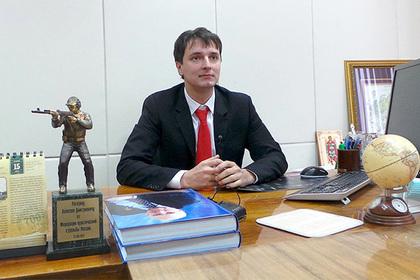 Алексей Рогозин утвержден напост гендиректора компании «Ил»
