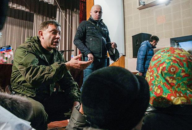Донецкий лидер прыгал на кровати после референдума в Крыму