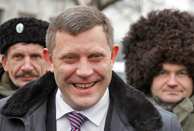 Глава ДНР обещает дойти до Лондона и Нью-Йорка