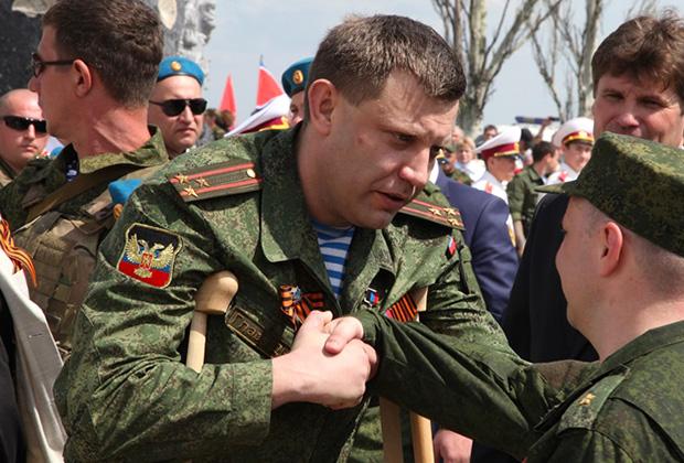 Захарченко рассказал о встрече с инопланетянами