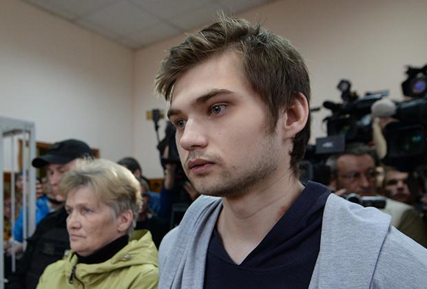 Блогер Руслан Соколовский с мамой