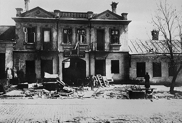 Еврейский погром, 1903 год