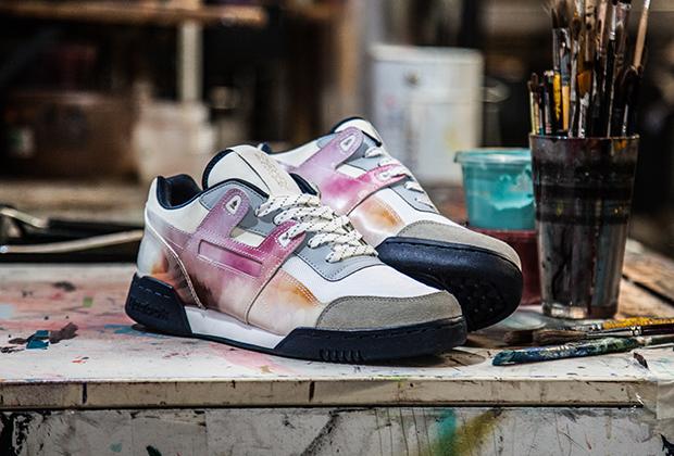 Небогатая молодежь создала дизайн кроссовок для Reebok Classic