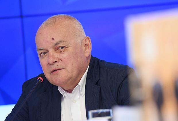 Гендиректор МИА «Россия сегодня» Дмитрий Киселев сравнил свои травмы с изменением имиджа