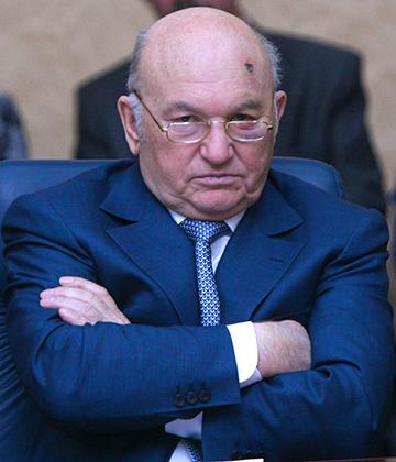 Бывший мэр Москвы Юрий Лужков не скрывал, где получал травмы