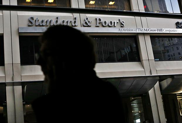 S&P оставил рейтинг Украины на уровне, который находится на пять ступеней ниже инвестиционного