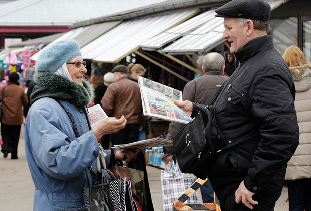 Упадок городской промышленности, массовое закрытие рабочих мест, а также вступление Латвии в ЕС привели к оттоку населения из Даугавпилса