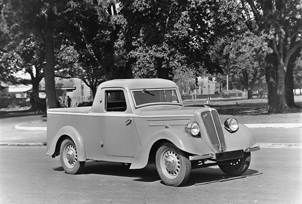 Ford Coupe Utility конца 1930-х