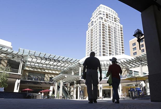 Торговый центр City Creek— один из важнейших элементов бизнес-империи мормонов