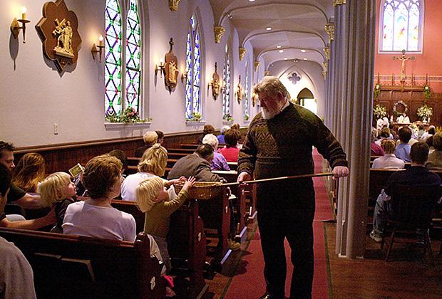 Пожертвования — далеко не единственный источник доходов религиозных учреждений