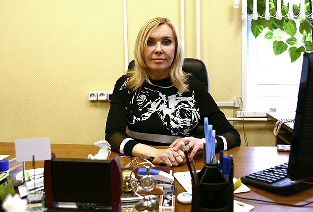 Профессор Оксана Макушкина