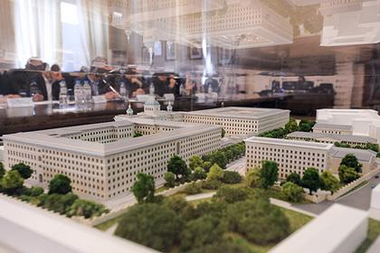 Архсовет столицы одобрил проект развития бывшей территории Военной академии РВСН