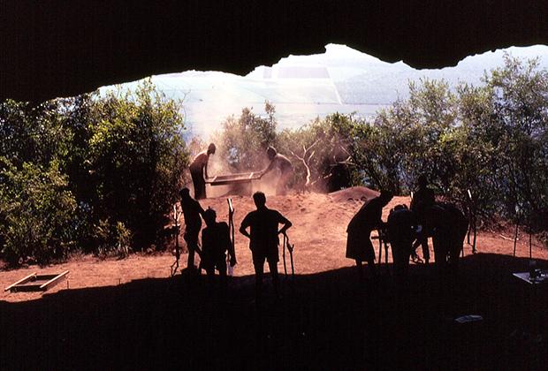 Пещера Бордер
