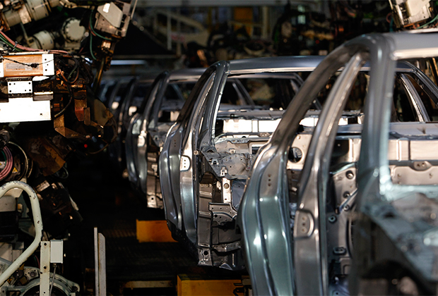 Производство автомобилей в Австралии неуклонно снижается