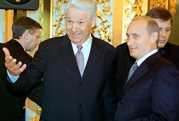 У Ельцина, как и у каждого из нас, были свои проблемы, но были и сильные стороны, отметил Путин