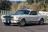 Легендарный фастбэк на базе Ford Mustang. Двигатель V-8 мощностью 306 лошадиных сил, полная реставрация, пробег менее 100 тысяч километров.
