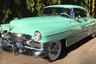 Солидный — 5,4 метра — хардтоп рамной конструкции, один из самых дорогих послевоенных американских автомобилей.