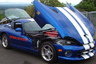 450-сильный десятицилиндровый монстр, использовавшийся в качестве машины безопасности на гонках «Инди 500».