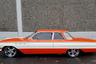 Элегантное спортивное купе, одна из бюджетных моделей Buick начала 1960-х с двигателем мощностью всего лишь 250 лошадиных сил.