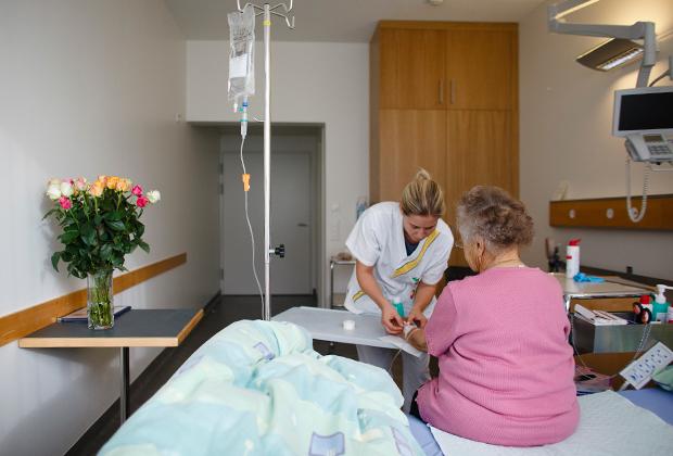 Ради эвтаназии в Швейцарию приезжают онкологические больные и люди, страдающие заболеваниями центральной нервной системы