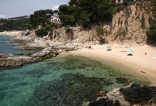 Подобные лагуны я видел только на Сардинии