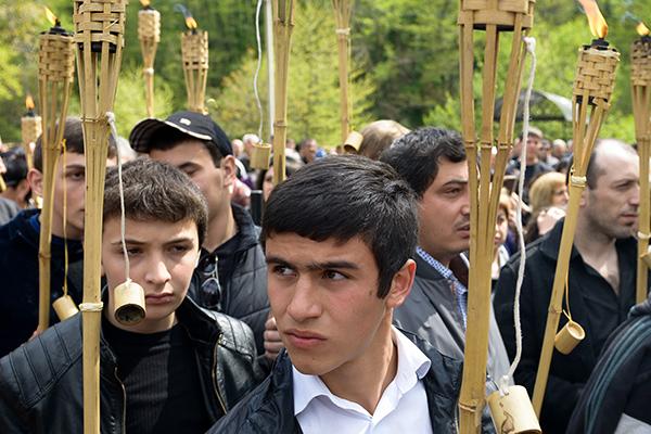Ученые: Запоследние 8000 лет армянки практически не поменялись