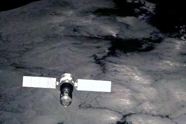 Корабль Shenzhou-7 (5 октября 2008 года)