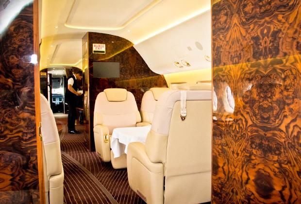Частный самолет теперь не роскошь для мистера Смита, а средство передвижения