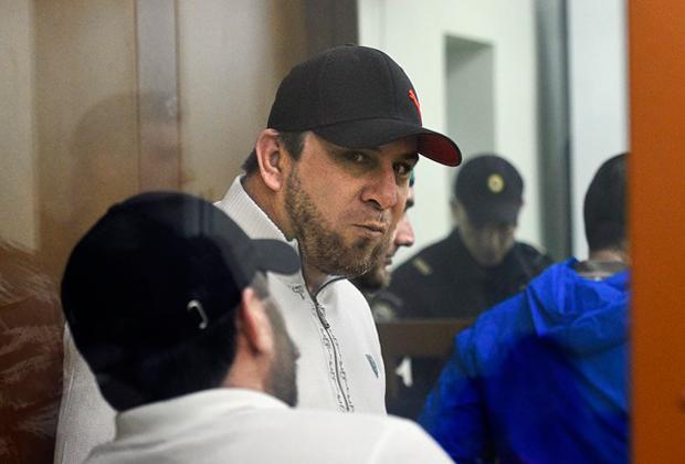 Темирлан Эскерханов в Московском окружном военном суде