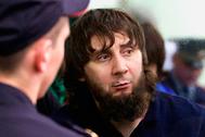 Заур Дадаев в Московском окружном военном суде