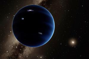 Планета Х (в представлении художника)