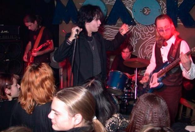 Выступление группы Para Bellvm, 2003 год