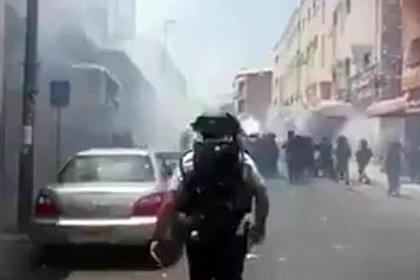 Беспорядки из-за допуска в мечеть Аль-Акса начались в Израиле