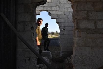 Подписаны соглашения по зоне деэскалации «Восточная Гута» в Сирии